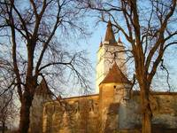 Harman fortified church