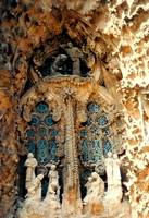 Gaudi's Secrada Up Close