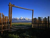 Tetons and Gate