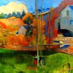 """Breton Landscape"" by ArtLoversOnline"
