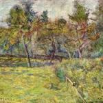 """Bretoni Landscape"" by ArtLoversOnline"