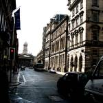 """Cloudy Glasgow"" by Londonivm"