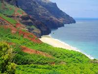 Kalalau Beach and the Na Pali Coast