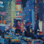 """""""Times Square"""" by Juddersart"""