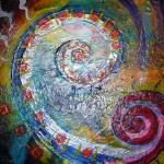"""Spiral Abstract"" by creativeborn"