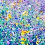 """WILDFLOWER FIELD III"" by BarlondSmith"