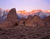 Mt. Whitney & The Alabama Hills