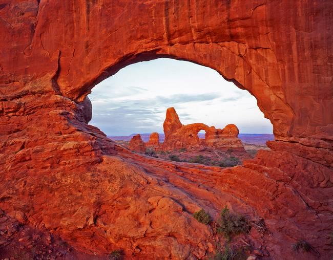 arches national park term paper