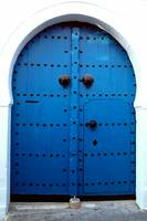 Mail Slotted Door