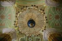 Chandelier at Peter and Paul Fortress