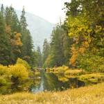 """Merced River"" by 3Stacks"