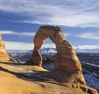 Delicate Arch near Moab Utah