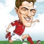 """""""Steve Gerrard"""" by femiadetunji"""