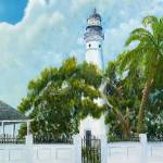 """Key West Light"" by Randall"