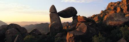 Balanced Rock Formation