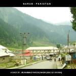 """""""Naran Town"""" by Farooq"""