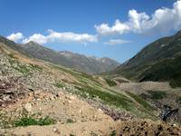 Noori Top Panoramas, Kaghan Valley