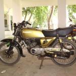 """""""My bike in Race Version"""" by Farooq"""