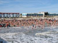 New Years Polar Bear Plunge - Tybee Island