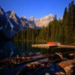 """Moraine Lake #1"" by mikenorton"