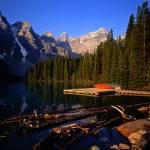 """Moraine Lake #1"" by mikenorton"