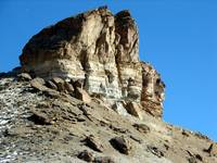 Rock Formation in Wyoming