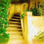 """Boboli Steps"" by knightvision"