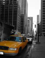 Yellow cab - New York