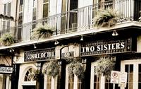 THE FRENCH QUARTER COURT OF THE TWO SISTERS