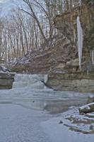 Canyone Falls - Winter #3 (IMG_6929) by Jeff VanDyke