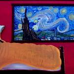 """Starry night Hotel, room 36"" by hubal"