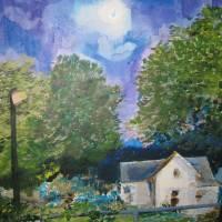 MoonGlow Art Prints & Posters by Lorilei Lee