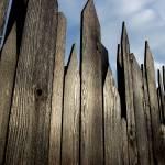 """Picket skyline"" by Retrograph"
