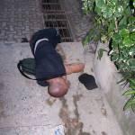 """In the gutter in Bangkok"" by mja8b9"