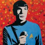 """Mr Spock"" by garyhogben"