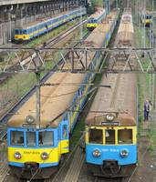 Poland Poznan Trains