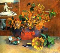 Still Life Sunflowers