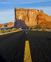 Arch Cruising Blacktop