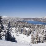 """Snow Summit in Big Bear Lake, CA"" by KerstPhoto"