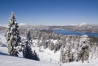 Snow Summit in Big Bear Lake, CA