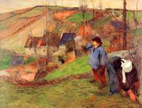 The Breton Shepherd