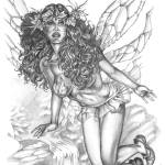 """fairy over cascade"" by maraschi"