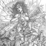 """traped fairy"" by maraschi"