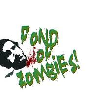fond of zombies green