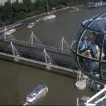 """London Eye and Hungerford Bridge"" by SailGuy"