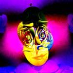"""""""Clown O"""" by bramhallman"""