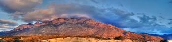 Sandia Mountains HDR