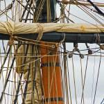 """Tall Ship Rigging"" by robgerman"