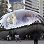 """Chicago Bean of Art"" by imageafterimage"