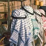 """Kefiyeh in the Shuk"" by magins"